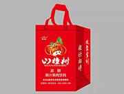 程仕山楂树果汁果肉饮料手提礼盒