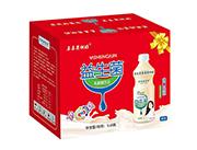 �H�H果燃好益生菌原味乳酸菌�品1L×8瓶瓶�b