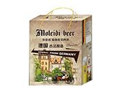 莫雷蒂精酿原浆啤酒500ml-120斤礼盒装3