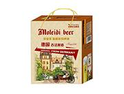莫雷蒂精酿原浆啤酒500ml 120斤礼盒装3大