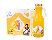 妙畅芒果汁饮料1.5L×6瓶(手柄瓶)