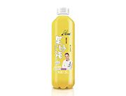 妙畅果妙语益生菌复合百香果味果汁饮料480ml