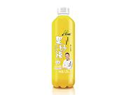 妙畅果妙语益生菌复合芒果味果汁饮料480ml