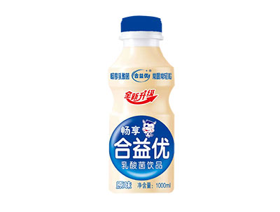 畅享合益优乳酸菌乳饮料原味1000ml