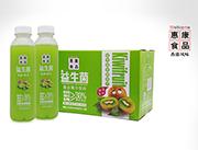 惠康益生菌发酵复合猕猴桃汁饮料500ml×15瓶