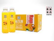 惠康益生菌发酵复合芒果汁饮料500ml×15瓶