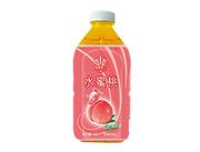 东皇太一水蜜桃果味饮料1L(大口瓶)