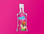 妙纯真果爽果味乳饮料草莓味