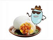 福来多咸鸭蛋实物展示