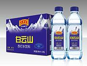 王老吉白云山苏打水饮料360ml×24瓶