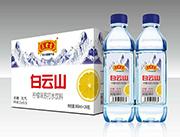 王老吉白云山柠檬味苏打水饮料360ml×24瓶