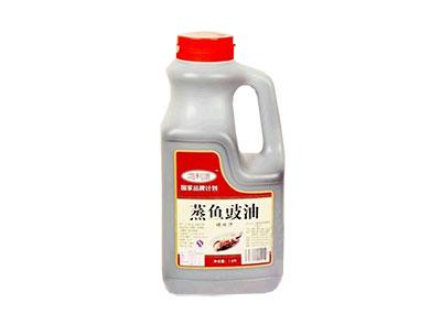 鸿利源蒸鱼豉油