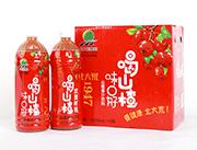北大荒山楂果汁饮料1000ml×6瓶