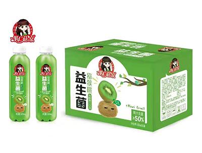 果C菇凉益生菌复合果汁猕猴桃味