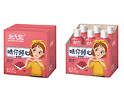 北大荒味你倾心红豆沙饮料1.25L×6瓶