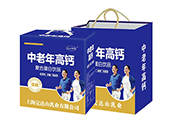 中老年高钙复合饮品礼盒装