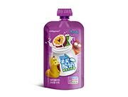 �_洛德百香果味酸奶�品150g
