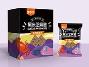 ��吉忖香辣蟹�S味黑米芝麻脆60g