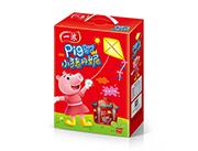 一浓小猪丹妮乳味饮料200ml(红礼盒)