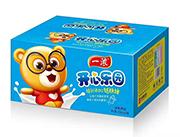 一浓开心乐园乳味饮料200ml×24瓶(蓝箱装)