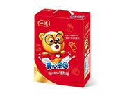 一浓开心乐园乳味饮料200ml(红礼盒)