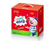 一浓快乐小奇乳味饮料200ml×12瓶红礼盒