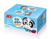 一浓小超人乳味饮料200ml×20瓶(蓝箱)