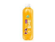 果哇伊益生菌百香果发酵果汁饮料1.25L