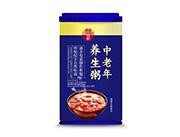 庄锦记中老年养生粥罐装