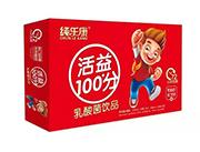 纯乐康活益100分乳酸菌饮品箱装