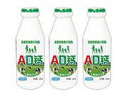 亲亲小奶瓶AD钙经典原味乳酸菌饮品220ml
