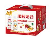 简小乐果粒奶昔酸奶饮品315ml×12瓶