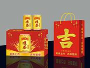 吉吉国王凉茶植物饮料礼盒
