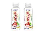 畅牧优草莓味果粒酸奶奶昔饮品310ml