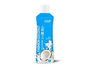 汁尚美生榨椰子汁植物蛋白饮料1.25L瓶装