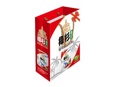 椰杉泰式植物蛋白饮料手提袋