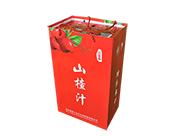 三生态350毫升山楂汁手提礼盒装