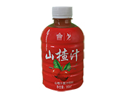 三生态350毫升山楂汁瓶装
