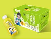 一品云台冰菊菠萝汁饮料410ml箱装