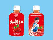 修花山楂红山楂汁350ml