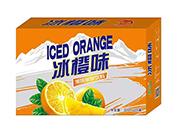 �{炫冰橙果味碳酸�料