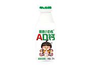 亲亲小奶瓶AD钙奶原味乳酸菌饮品220ml