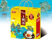 齐鲁荟萃芝麻香土鸭蛋礼盒