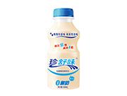 珍舒味原味乳酸菌风味饮品340ml