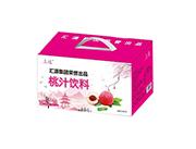 �R源桃汁�料250ml�Y盒