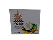 新��诱�宗泰式生榨椰子汁1Lx8盒