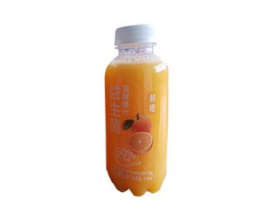 乐果滋鲜橙益生菌发酵果汁