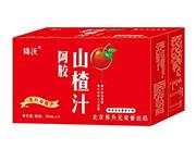 臻沃阿胶山楂汁饮料350ml×15瓶
