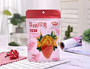 含羞草-异域珍果草莓干