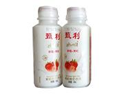 甄利草莓果粒酸奶�品310ml